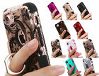 FOR APPLE IPHONE 7/7 PLUS SHOCKPROOF RING KICKSTAND CASE HARD IMPACT COVER+FILM