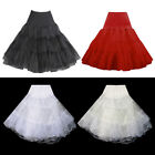 "50s Retro 26"" Swing Vintage Petticoat Rockabilly Tutu Fancy Underskirt 16-22"