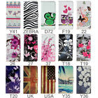 Wallet PU Leather Stand Card Magnet Case Cover For Samsung Galaxy A3 A310F (2016