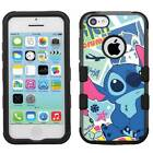 Disney Lilo & Stitch Scrump Hybrid Hard Armor Case for iPhone 5s/SE/6/6s/7/Plus