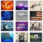 Neoprene Soft Mouse Pad Laptop Computer PC Optical MousePad  9.5