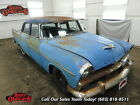1956 Plymouth Savoy Good Project or Parts,  I6 2 spd auto 1956 Blue Good Project or Parts,  I6 2 spd auto!