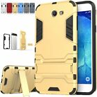 For Samsung Galaxy J7 (2017) Case Slim Armor Protective KickStand Hard Cover New