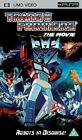 Transformers: The Movie [UMD Mini for PSP] - DVD  PQVG The Cheap Fast Free Post