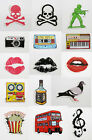 Waterproof Vinyl Sticker Decal Car Bike Luggage Baggage Skateboard Reusable New