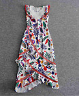 K2017 spring & summer occident sleeveless beautiful lofty women dress charm new