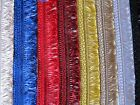 30mm SILKY LOOP FRINGE BRAID Blinds Lampshade Upholstery Furnishing Gimp Trim