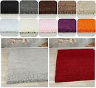 Soft Modern Thick Shaggy Rugs 120x170 CM Contemporary Fluffy Warm Small Carpet