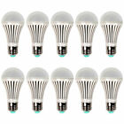 10Pcs New LED Dimmable Energy Saving E26 Light Lamps Bulbs Warm/White/Natural