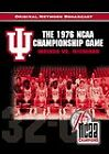 1976 NCAA NATIONAL CHAMPIONSHIP GAME [USED DVD] Indiana Hoosiers Bobby Knight