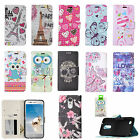 LG Aristo K8 K4 2017 Fortune Rebel 2 Phoenix 3 Risio 2 Image Flip Wallet Case