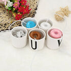 Creative Home Office Mini USB Donuts Humidifier Floats On The Water Air Fresher