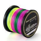 8Strands100M-2000M Multi-Color Super Strong PE Dyneema Braided Sea Fishing Line