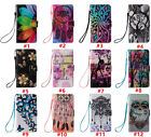 PU Leather Wallet Phone Case Cover For Apple iPhone 6s 7 Plus 5S SE iPod Touch 5