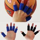 10x Finger Protector Sleeve Support Basketball Sports Brace Arthritis Band Wraps