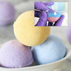 2 part 60/70/80 mm Clear Plastic Bath Bomb Mould Fizzers Acrylic Mold Ball New