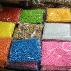 Styrofoam Polystyrene Filler Foam Beads Wholelsale Assorted Balls Crafts Colorfu