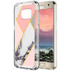 Shockproof Hybrid Rubber Protective Cover Case For Samsung Galaxy S7 Pattern