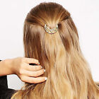 Moon Hairpin Women Girl Hair Accessories Jewelry Gift Lively Hair Clip Hot
