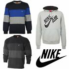 Nike Mens Triband Sweatshirts Nike Air Hoodie Top Sports Jumpers