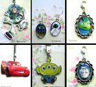WALL E CARS TOY STORY BUZZ LIGHTYEAR KEYRING OR CHARM DISNEY PIXAR