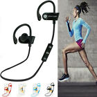 Bluetooth 4.1 Wireless In-Ear Stereo Headphones Waterproof Sports Headphones