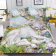 Cool Tiger Single/Queen/King Size Bed Quilt/Doona/Duvet Cover Set 100% Polyester