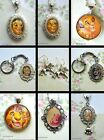 LION KING CHARM NECKLACE PENDANT LOCKET SIMBA NALA BABY SIMBA EARRINGS KEYRING