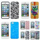 Various Colors TPU Gel Soft Rubber Case Skin Cover For Apple iPhone SE 5 5th 5S
