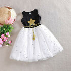 HOT Flower Girl Princess Dress Baby Kid Party Wedding Pageant Tulle Tutu Dresses