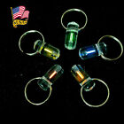 25yrs Fluorescence Keychain Acrylic Fluorescence Key ring Light Maker Emergency