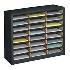 Safco Products Company Value Sorter Organizer with 24 Compartments