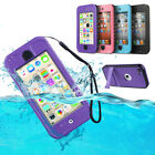 Waterproof Shockproof Dirt Snow Proof Case Cover For Apple iPod touch 5/6th Gen