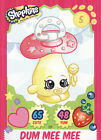 Shopkins Season 1-4 Cards Pick From List Base Cards 101-188 & Season 4
