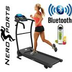 BLUETOOTH NERO PRO TREADMILL Electric Motorised Folding Running Machine günstig