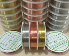 Wholesale Lot Soft Copper Wire/Wire line for DIY Jewelry Making 0.25-1mm