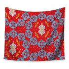 East Urban Home Frosted Red by Miranda Mol Wall Tapestry $36.92 USD