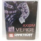 Axiom Verge PC Collector's Edition (Gametrust Collection) IndieBox