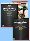 BCW: Resealable Magazine Bags + Acid-Free Boards Combo: 100ea *Ships FREE in USA image
