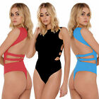 Sexy Women One Piece Swimwear Monokini Backless Swimsuit Bikini Beachwear