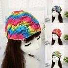 New Women Bandanas Lace Head wrap girls chic turban colored Hair Band Headband