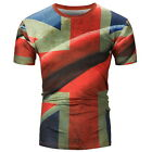 3D Splash-ink Printed Shirt Multicolor  New Shirt Men's Fashion Shirt