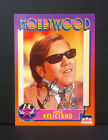 HOLLYWOOD MOVIE & TV STARS -SELECTION OF OLD & NEW AUTOGRAPHED CARDS + FREE GIFT