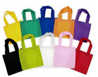 3 Fabric Tote Party Favour Loot Bags - Choice of Colour