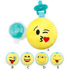 Expression Plush toy Infant Pacifier Set -Removable for Cleaning and Sanitizing