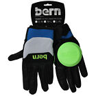 Bern Longboard Slide Gloves Leather Haight (Pair, Includes Pucks)
