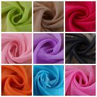 1PC Terylene Yarn Multi-color Fabric For Decoration Clothing Accessory DIY