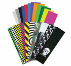 Professional Skateboard, Longboard, Scooter Griptape - All Colors & Sizes Sheets