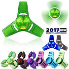 Anti-Anxiety Tri-Spinner Fidget Hand Spinner Finger Multi-Color EDC Focus Toys