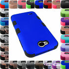 FOR LG X POWER 2 FIESTA LTE PHONES TUFF ARMOR CASE DUAL LAYER SHOCK COVER+STYLUS